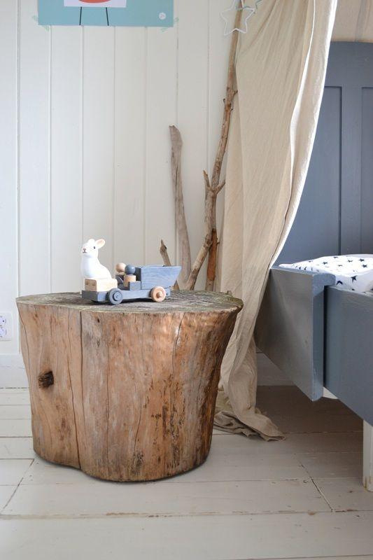 ✭ Adore this bedside table for kids. slaapkamer van Pepijn
