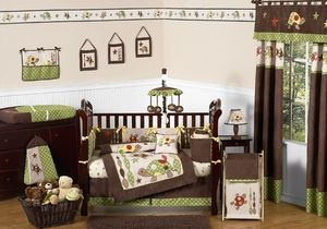 Sea Turtle Baby Bedding - 9pc Boys Crib Set by JoJo Designs  Would have loved this for my boy!