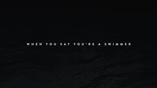 COMOTION 2016 Kinetic Type (1st place)  DESIGN/ANIMATION: Eli Guillou AUDIO: Chris Shimojima  Swimming has played a huge part in my life because I have been doing it since the age of five. I wanted to bring my experience from the pool and incorporate it in my design and animation, so when I came across this audio I knew it was the perfect opportunity to do so.   I created this piece in Time-Based Typography 1 at Savannah College of Art and Design. It is not intended for commercial us...