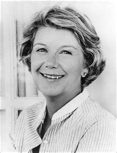 Barbara Bel Geddes, JR's mother on the tv show Dallas