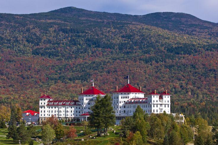 Omni Mount Washington, Bretton Woods, New Hampshire