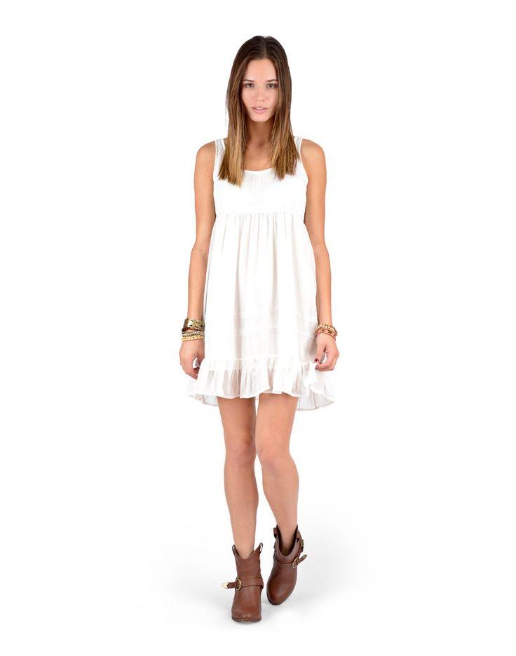 Boho babe dress - Dresses - Clothing - $31.50