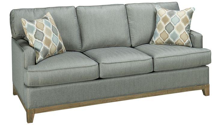 Capris Duke Duke Queen Sleeper Sofa Jordan S Furniture