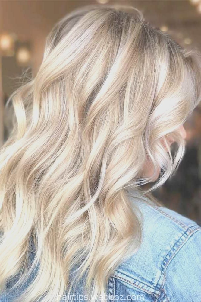 24 Bombshell Ideas For Blonde Hair With Highlights Blonde