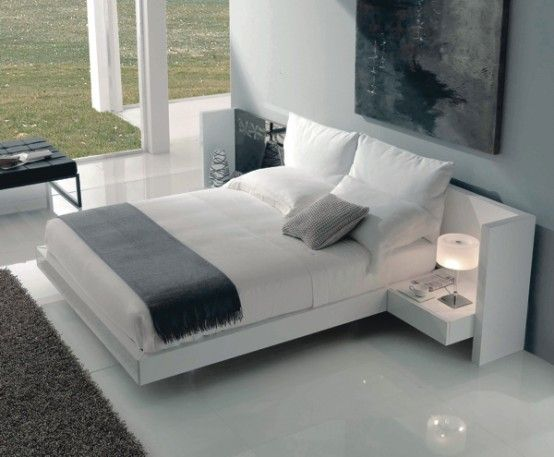 20 Contemporary Italian Beds by Fimes