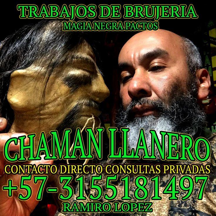 El mejor brujo de colombia Ramiro lopez ( chaman llanero ) | Taringa!