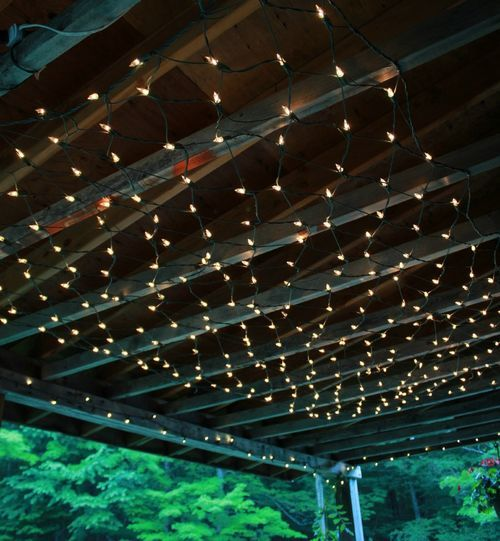 Trellis lighting ideas porch traditional with ceiling fan tall ...