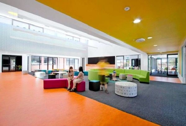 Awesome School Interior Design Ideas Pictures - Decorating ...