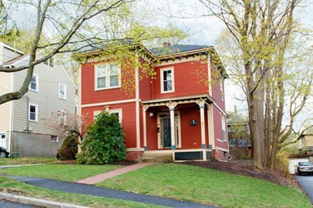 This Old House - Arlington Italianate House - Premiering Today Saturday, January 4t, 2014 @ 5:00 p.m. on PBS - This Old Arlington House Profiled - Check it out