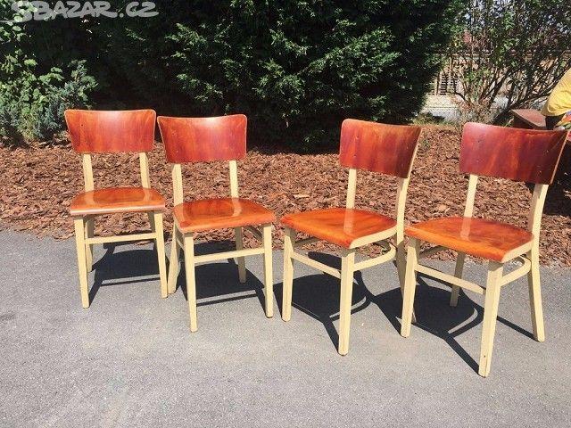 Jídelní židle ORIGINÁL TON ! - obrázek číslo 1