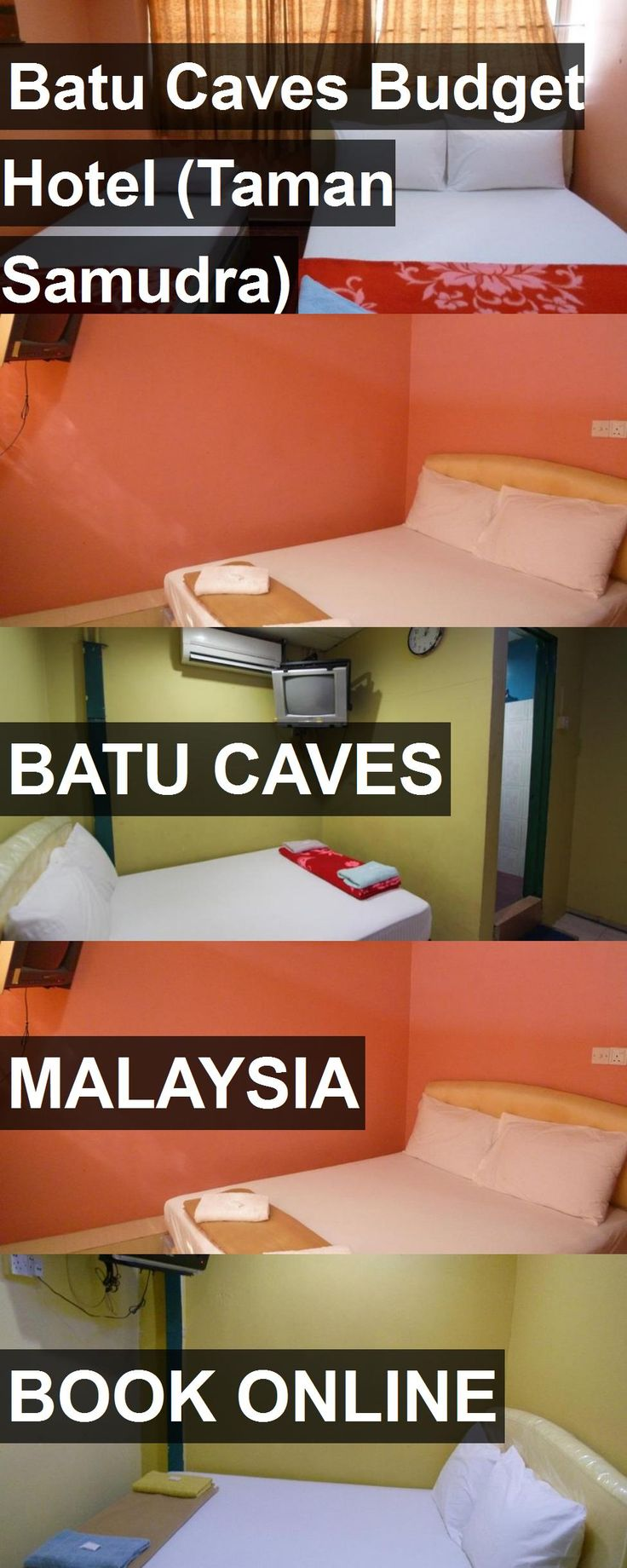 Batu Caves Budget Hotel (Taman Samudra) in Batu Caves, Malaysia. For more information, photos, reviews and best prices please follow the link. #Malaysia #BatuCaves #travel #vacation #hotel