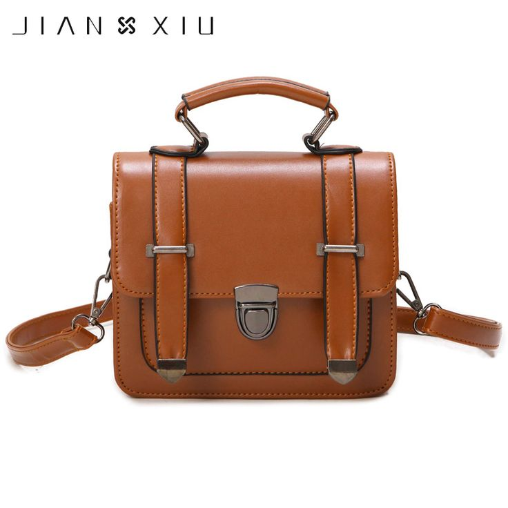 Find More Shoulder Bags Information about JIANXIU Women Messenger Bags Vintage Handbags High Quality PU Leather Tote Waterproof Satchels Torebka Sac Bandouliere,High Quality sac bandouliere,China messenger bag Suppliers, Cheap vintage handbag from Shop2994082 Store on Aliexpress.com