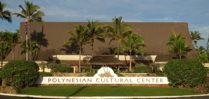 Polynesian Cultural Center, Oahu, Hawaii, USA