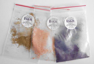 Próbki kosmetyków Rhea