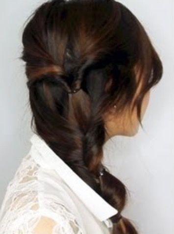 2 Minute Hairstyles 19 Best Hair Styles Images On Pinterest  Hair Styles Hairdos And