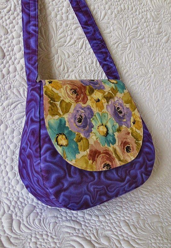 shoulder bag pattern/cross body bag pattern