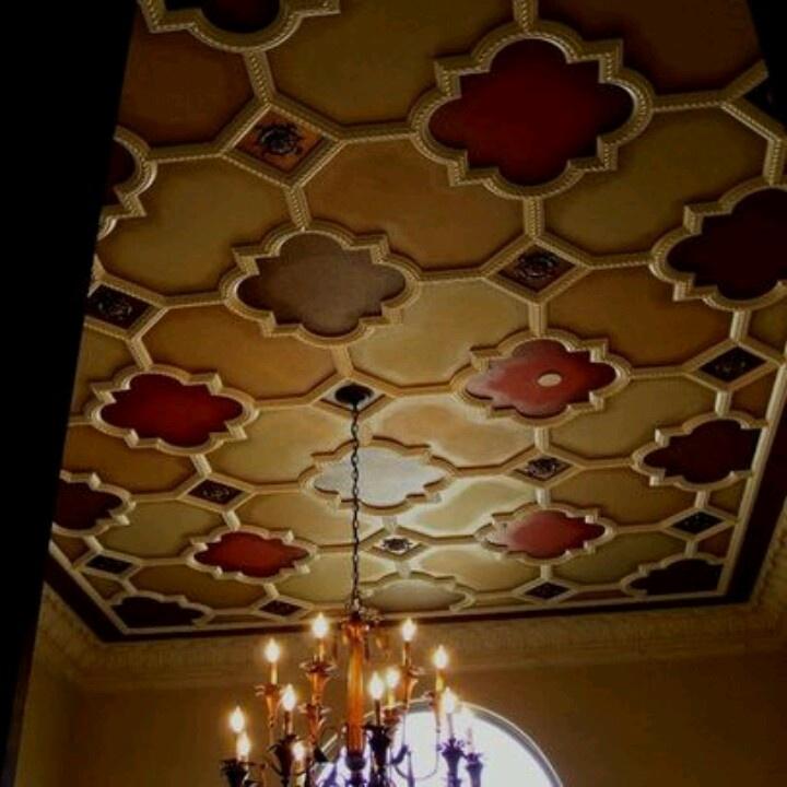 Art Nouveau Bedroom Design Coffered Ceiling Bedroom Best Bedrooms For Girls Master Bedroom Design Ideas: 50 Best Willow - Ceilings Images On Pinterest