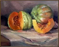Image result for pintura de zapallo camote