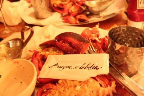 Burger & Lobster: More Butter, Please?