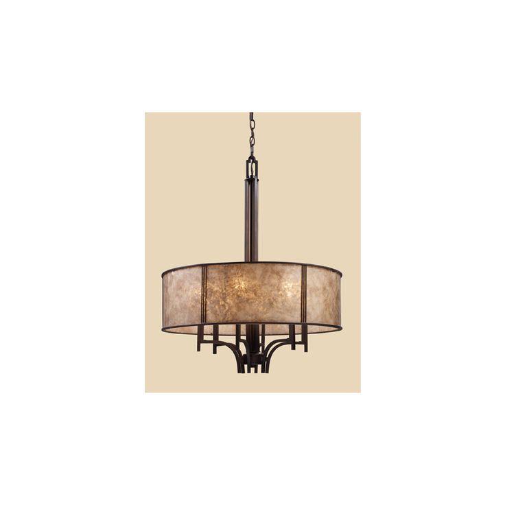 Loweu0027s Westmore Lighting 6 light barringer aged bronze