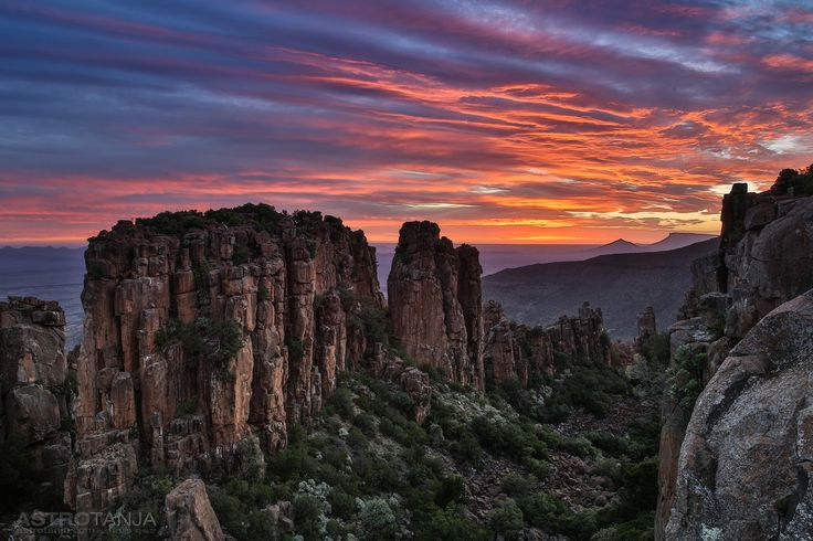 Valley of Desolation - South Africa