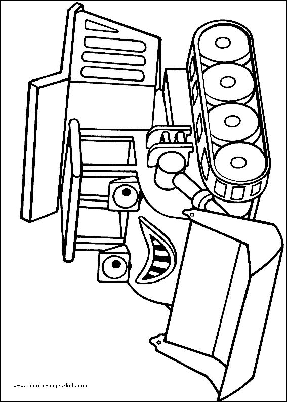 construction sign coloring pages - photo#24