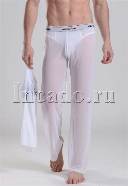 Мужские домашние штаны цветные
