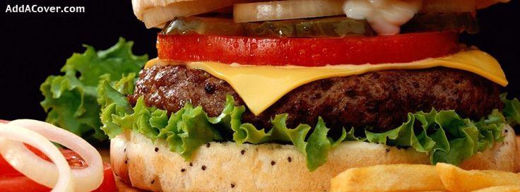 Cheese Burger Facebook Covers, Cheese Burger FB Covers, Cheese Burger Facebook Timeline Covers, Cheese Burger Facebook Cover Images
