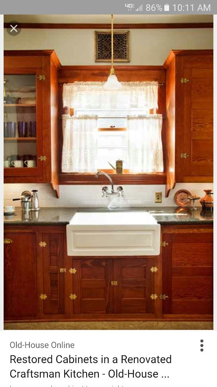 23 Best Simplicity Craftsman Style Kitchens Images On
