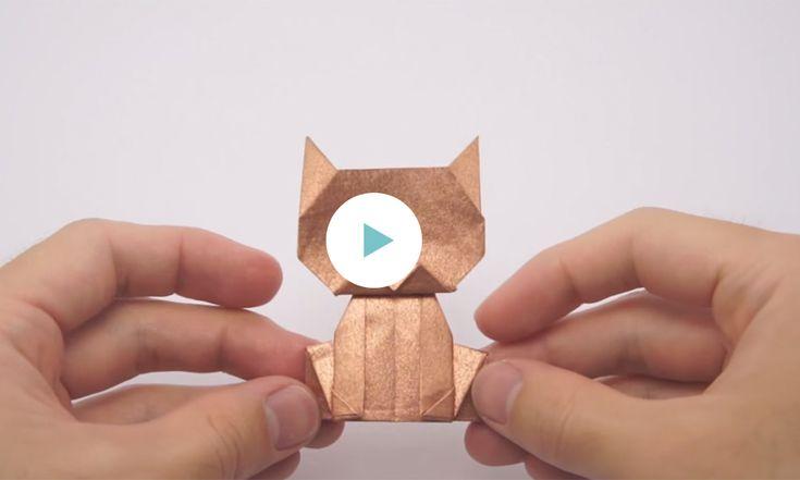 Vanavond eens lekker de handen uit de mouwen steken? Deze tutorials laten zien hoe je meteen paar handige bewegingen een 'gewoon' velletje papier omtovert in dieren, bloemen en andere leuke dingen. De tutorials staan op volgorde van moeilijkheidsgraad, de beginner…