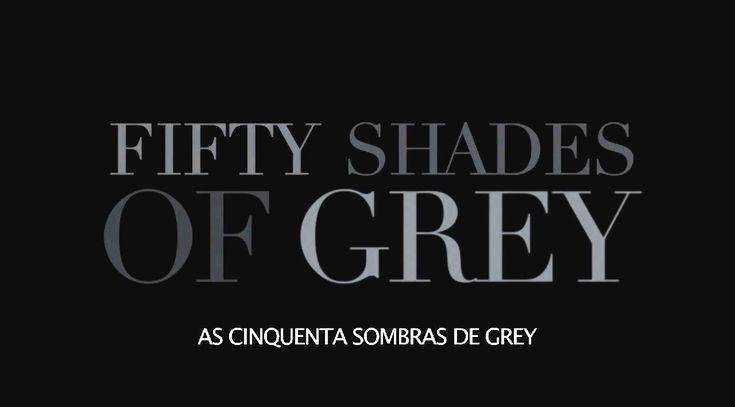 """""""As Cinquenta Sombras de Grey"""" - Primeiro Trailer Oficial Legendado (Por..."""