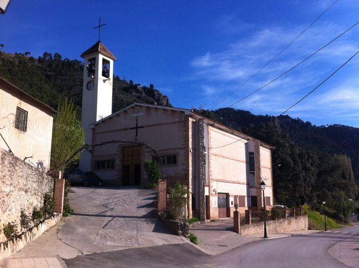 Iglesia de #burunchel