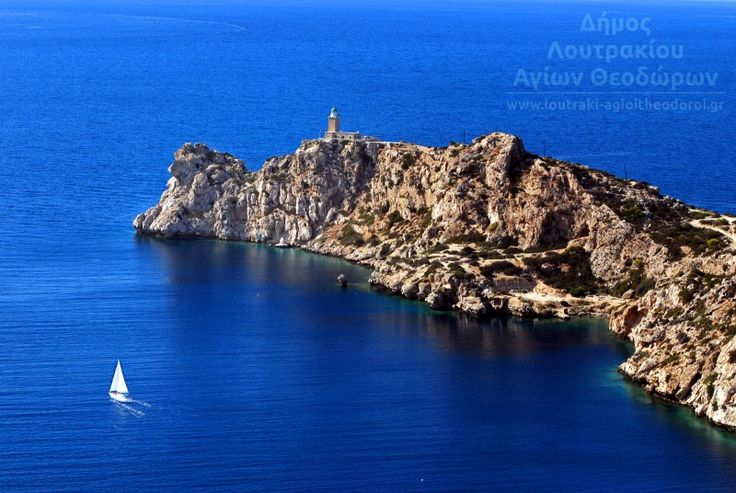 Hraion Lighthouse@Perachora