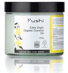 Fushi Extra Virgin Organic Coconut Oil 250g, £8.05