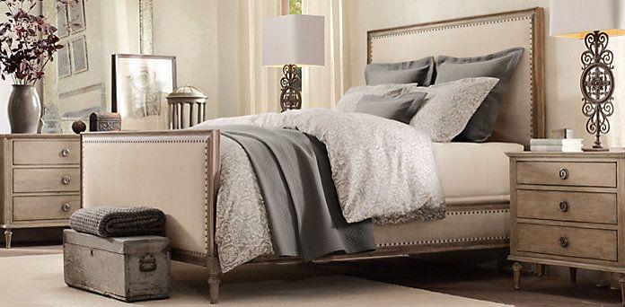 163 best images about cwts inspiration on pinterest for Bedroom furniture restoration hardware