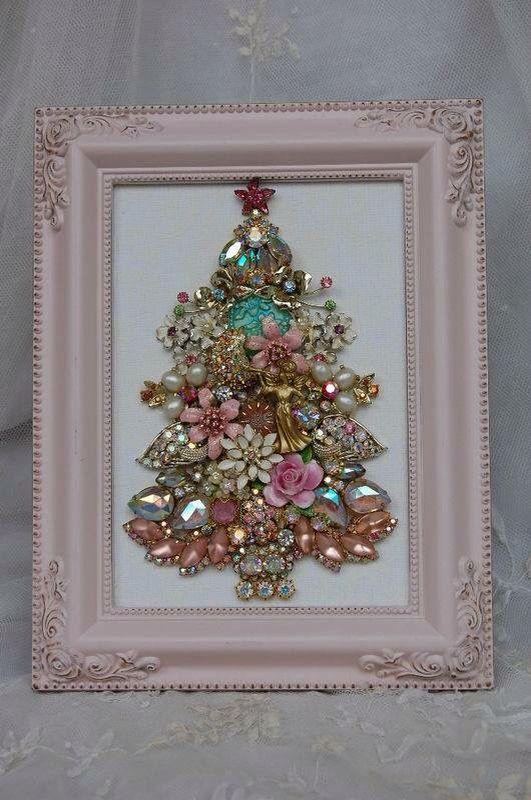 Jewelry Christmas Tree                                                                                                                                                      More