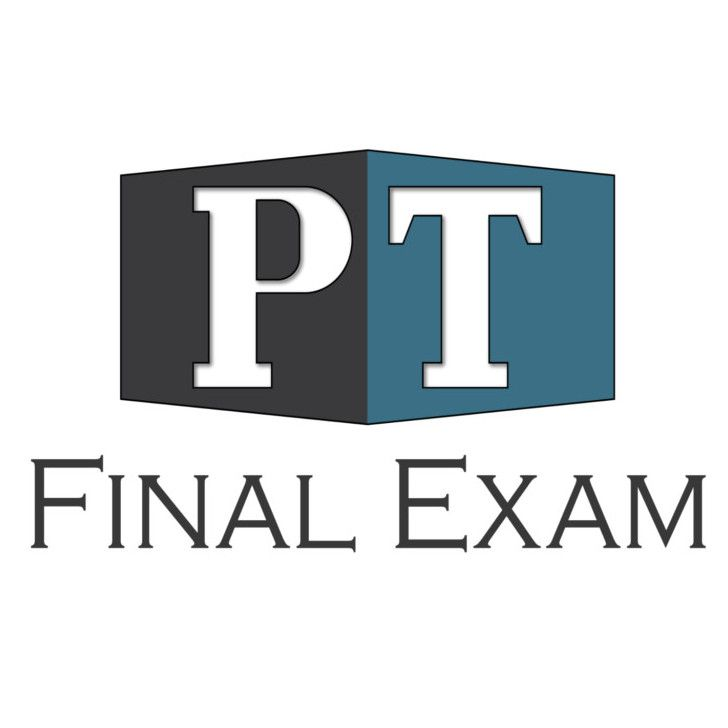 A great compilation of 40 absolutely free and original sample NPTE questions, including a link to download the PDF version. An awesome resource for students trying to study for the National Physical Therapy Examination.