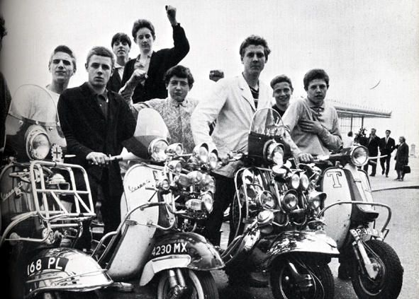 Mods - Early 1960's