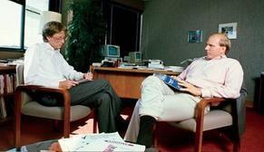 微软换届内幕:鲍尔默盖茨绝交 - 手机新浪网
