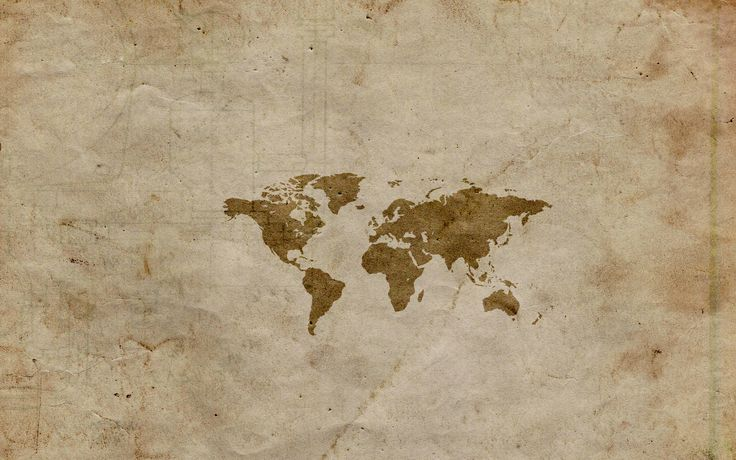 Скачать обои карта, мир, бумага, раздел минимализм в разрешении 2560x1600