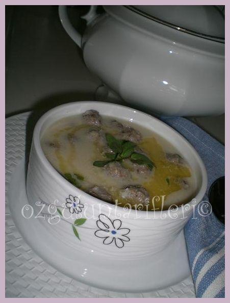 Terbiyeli sulu köfte recipe - Foodista.com
