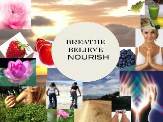 Breathe Believe Nourish