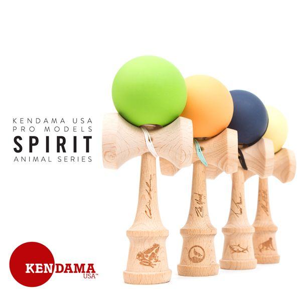 Spirit Animal Series from Kendama USA  kendamausa.com