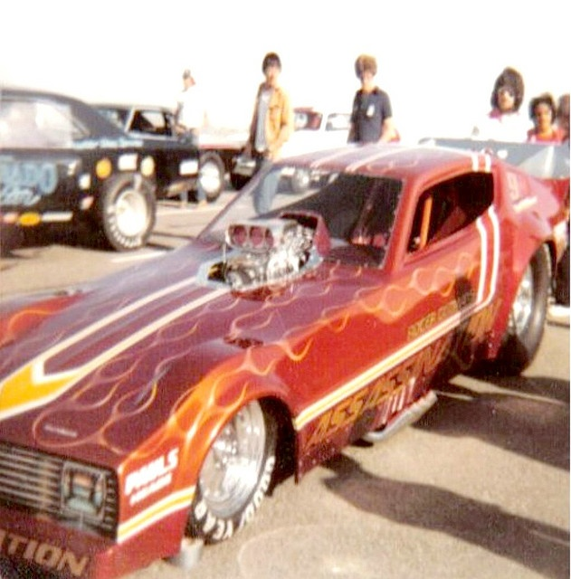 ASSASSINATION FUNNY CAR