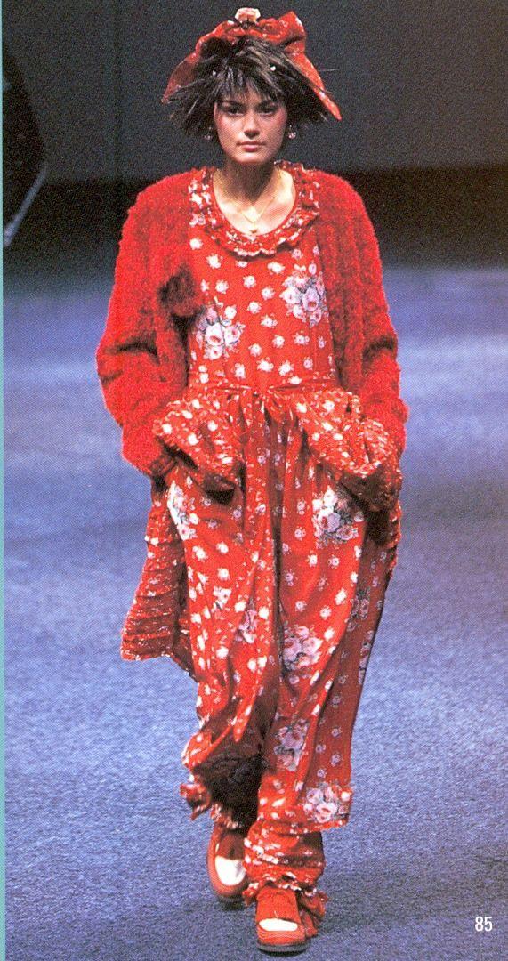 Kaneko Isao/Wonderful World F/W 1999