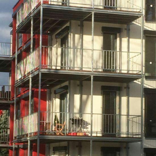 27 best Deko - Balcon images on Pinterest Deko, Architecture and - küche u form