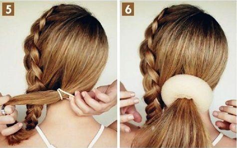Прически на длинные волосы пошагово   hairwiki.ru