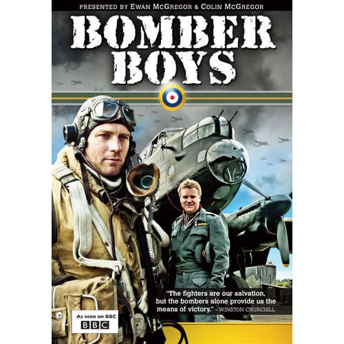 Bomber Boys DVD. Actor Ewan McGregor and his brother Colin McGregor, a former RAF pilot, follow up their Battle of Britain program with a film exploring the RAF's Bomber Command in a rarely told story of World War II.