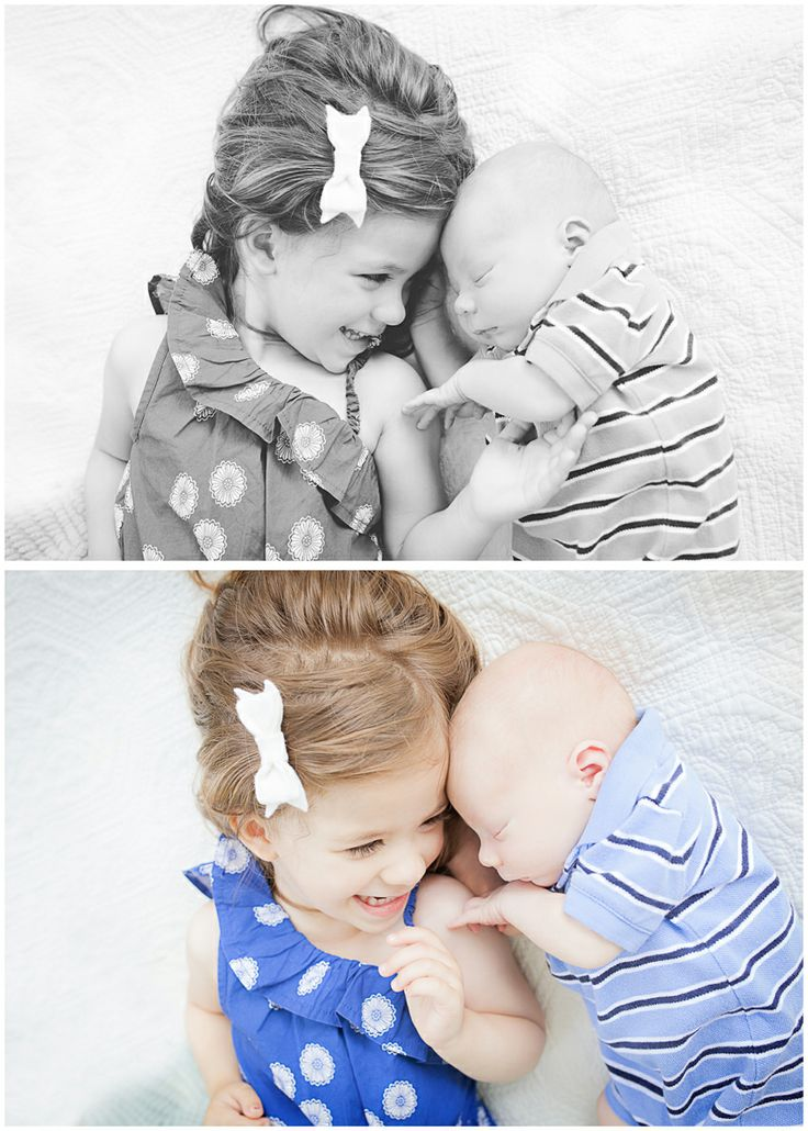 Newborn Lifestyle | Newborn Sibling Lifestyle | Brother & Sister picture