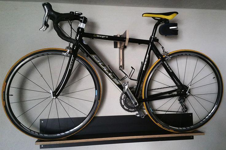 ber ideen zu fahrrad selber bauen auf pinterest selber bauen wandregale und erste. Black Bedroom Furniture Sets. Home Design Ideas